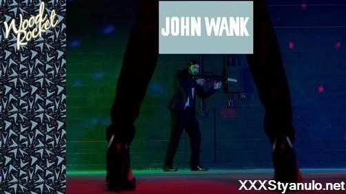 April O'Neil  - John Wank: John Wick Porn Parody  [HD]