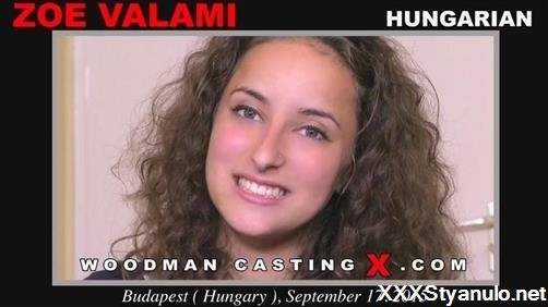 Zoe Valami  - Casting X 160 * Updated *  [SD]