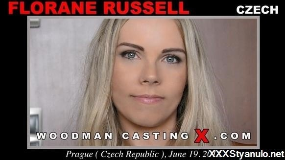 Florane Russell - Florane Russell Casting [FullHD]