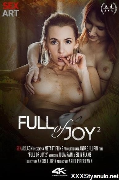 Eilin Flame, Julia Rain - Full Of Joy Episode 2 [FullHD]