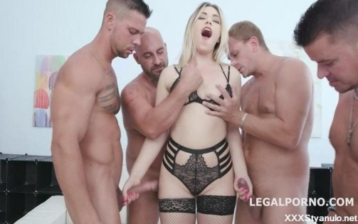 Selvaggia, Neeo, Thomas Lee, Angelo Godshack, Rycky Optimal - Manhandle Selvaggia Goes Rough With Balls Deep Anal, Gapes, Dap, Facial And Swallow Gio1179 [SD]