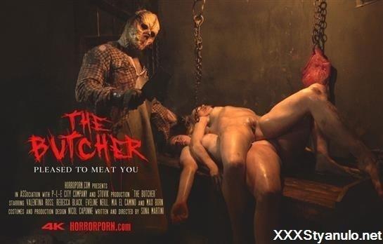 xxx horor video