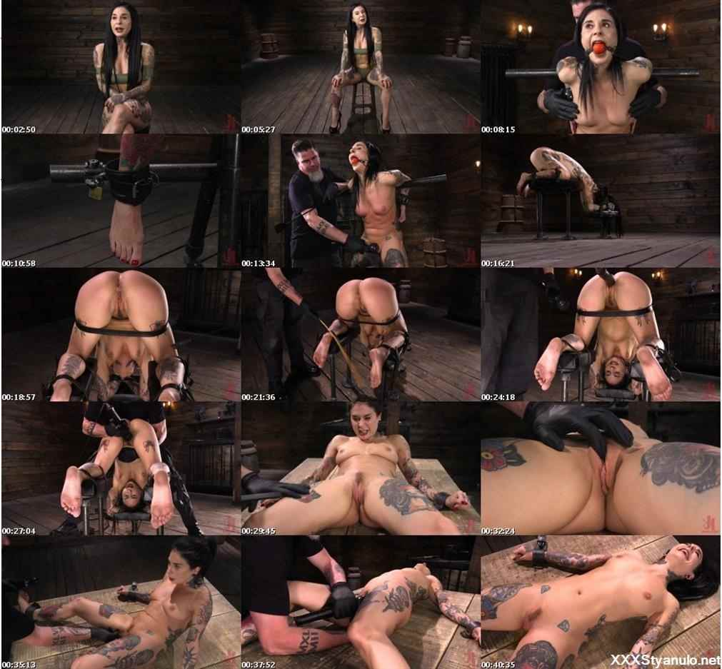Video screenlist Joanna Angel - Tattooed Slut Made To Cum In Grueling Bondage [HD]