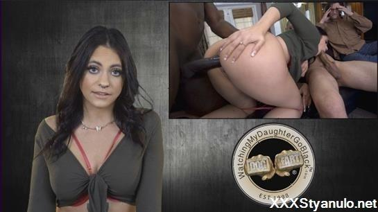 Melody Foxx - Watching My Daughter Go Black [SD]